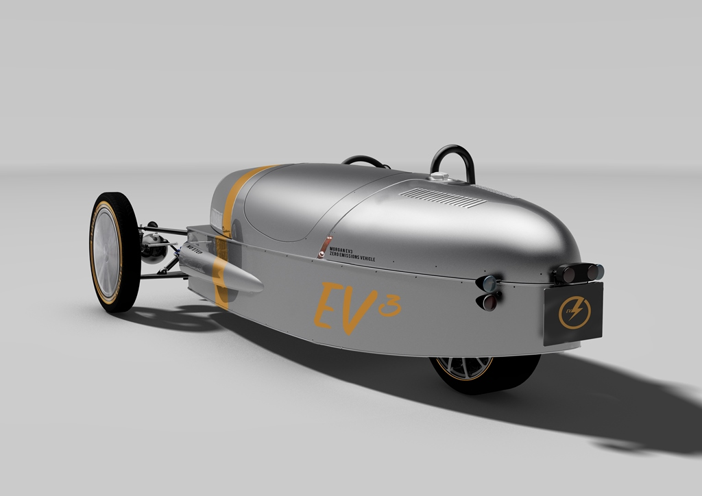 Morgan Three Wheeler EV3