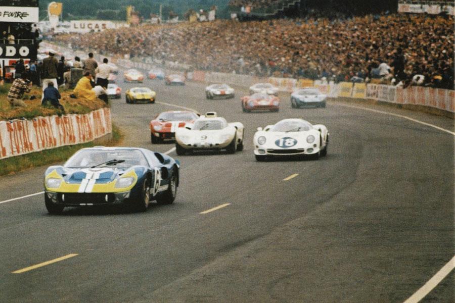 24 Heures du Mans - duel Ferrari / Ford