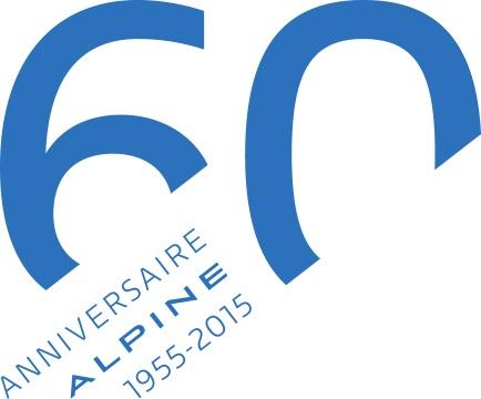 60ème anniversaire d'Alpine : Save the date, 24 Heures du Mans 2015