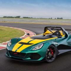 Lotus 3-Eleven : 2 kg/ch ou 500 ch/T !