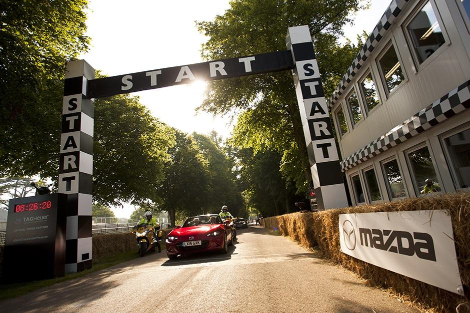 Goodwood Festival Of Speed 2015 - Mazda