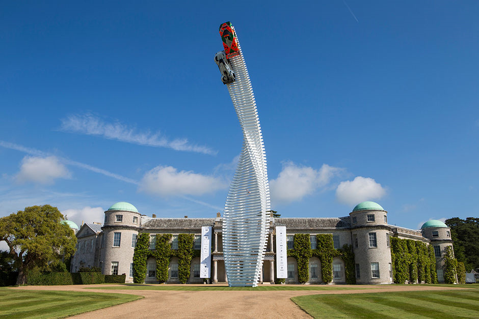 Goodwood Festival Of Speed 2015 - Mazda