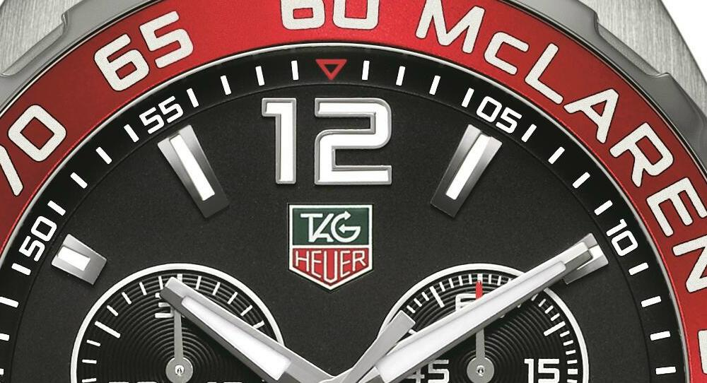 TAG Heuer Formula 1 McLaren 30th anniversary limited edition