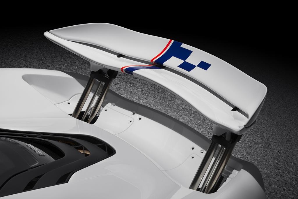 McLaren P1 Alain Prost - FOS Goodwood 2015