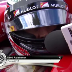 Goodwood Festival of Speed 2015 : Kimi a souri !