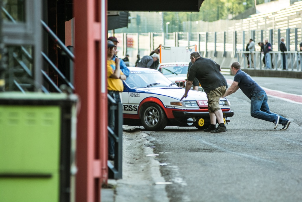 Spa Classic behind the scenes avec ThrillOfSpeed
