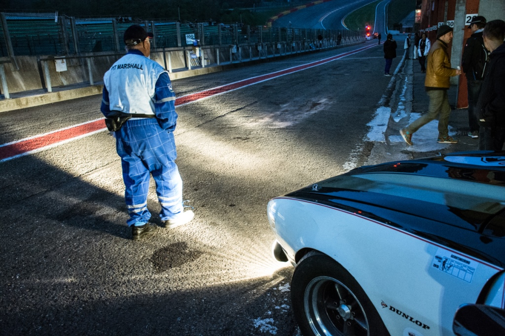 Spa Classic behind the scenes avec ThrillOfSpeed