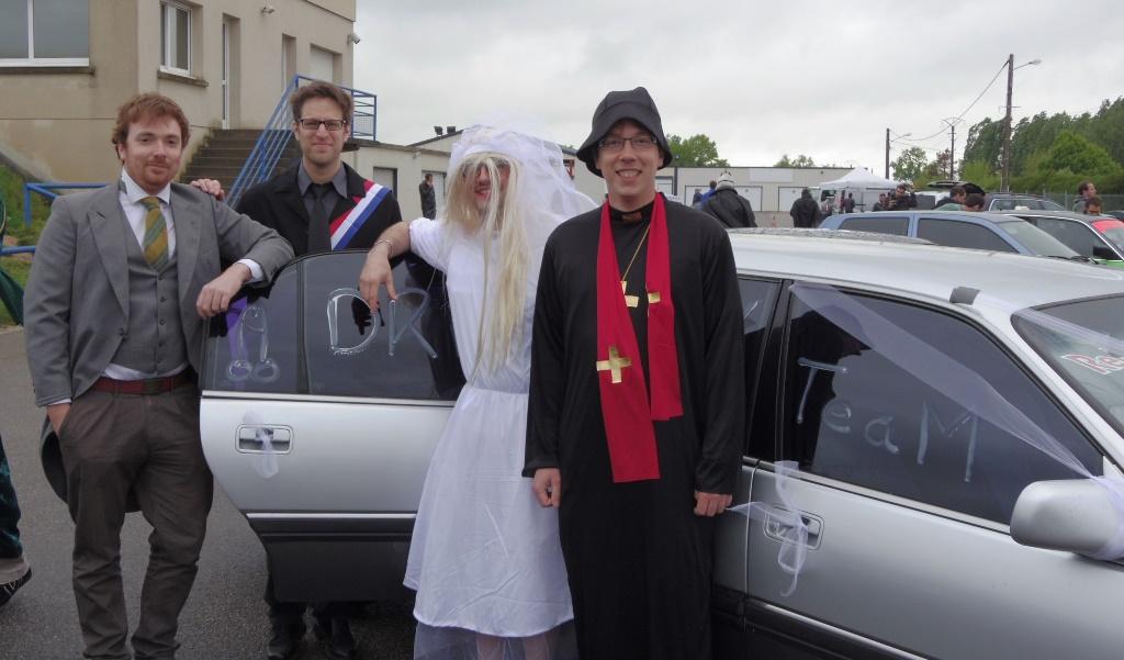 on a test u00e9 pour vous le mariage en limousine