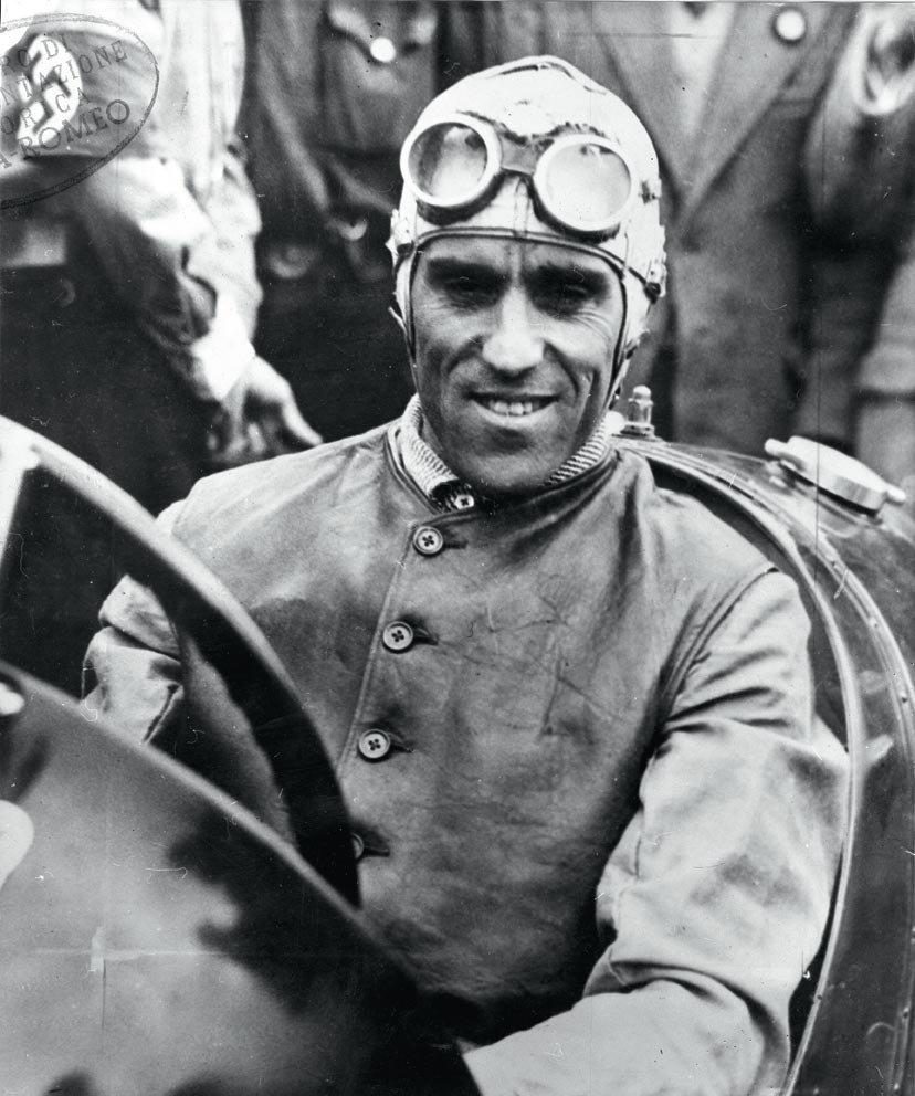 Eberhard & Co. Tazio Nuvolari 336 Édition Limitée - T. Nuvolari Nurburgring