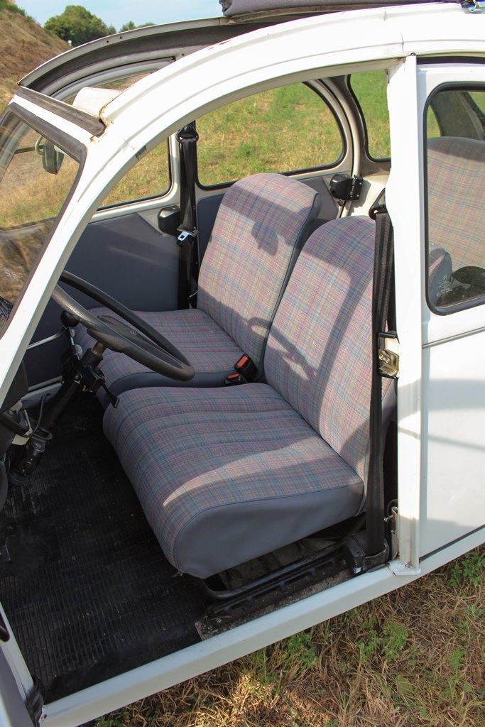 Citroën 2CV de 1989