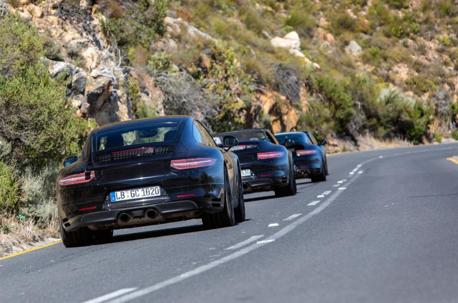 Porsche 911 (991) restylée MY2016