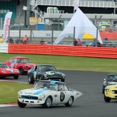 Silverstone Classic : JET Battle of Britain