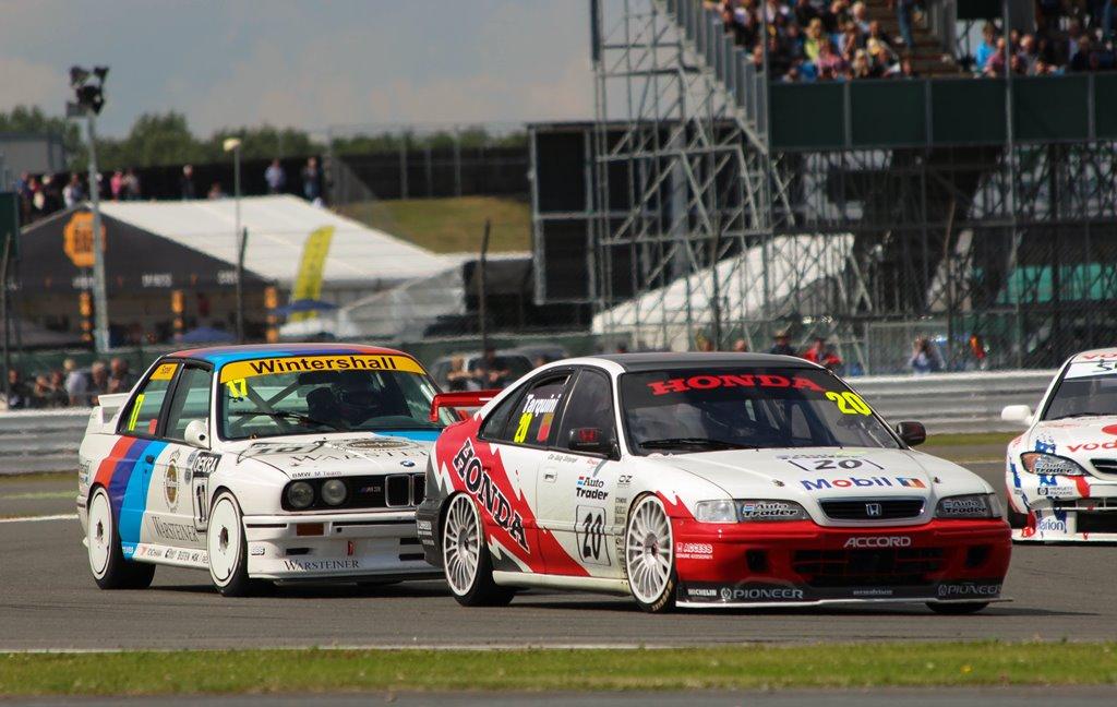 Silverstone Classic 2015 - 25th anniversary