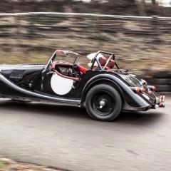 Une nouvelle Morgan présentée à Silverstone Classic