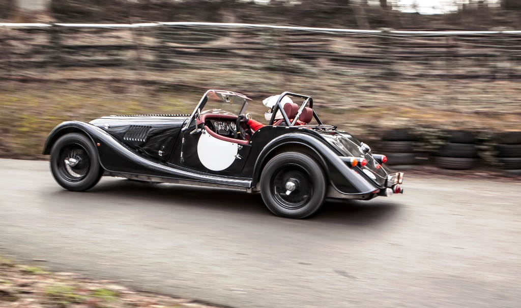 Morgan Plus 4 Aero Racing