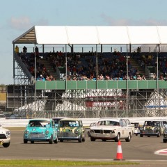 Silverstone Classic : Warwick Banks Trophy for Under 2 Liter Touring Cars