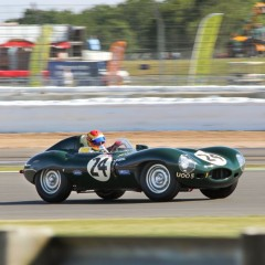 Silverstone Classic : Stirling Moss Trophy