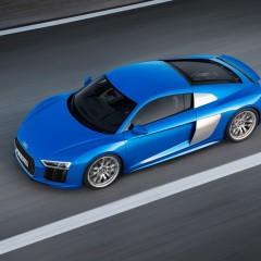 Un moteur turbo pour la version d'accès de l'Audi R8 ?