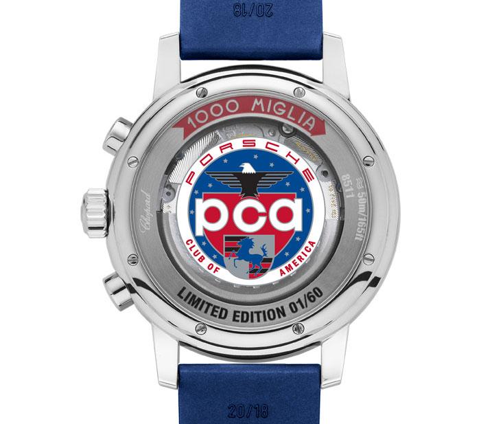 Chopard Mille Miglia Porsche Club of America