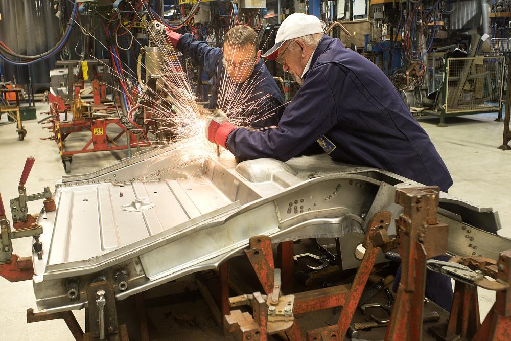 British motor heritage bient t 30 ans de production de for British motor heritage mgb