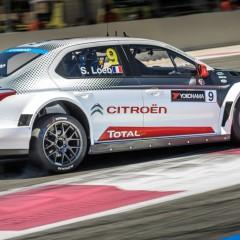WTCC au Castelet : Citroën s'impose avec Loeb et Lopez
