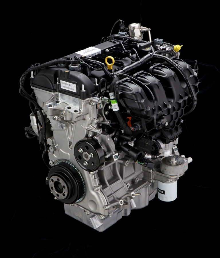 ecoboost ford engine 0l escape motor fusion cylinder engines twin i4 scroll cleveland moteur sport specs bronco dohc liter sel
