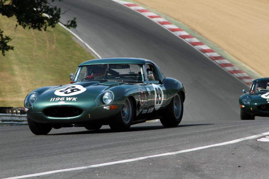 Jaguar Heritage Challenge - JD Classics - Brands Hatch 2015