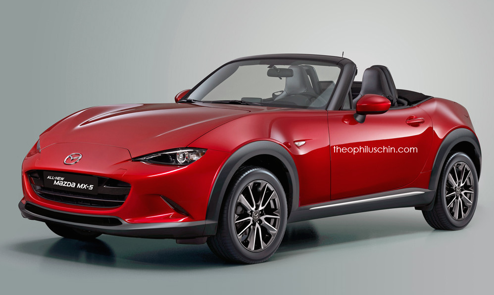 Mazda MX-5 All Country