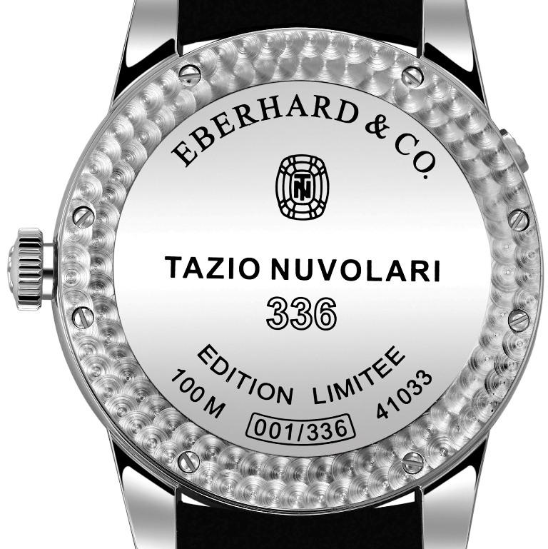 Eberhard & Co. Tazio Nuvolari 336 Édition Limitée
