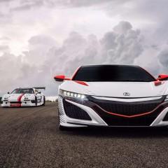 La Honda NSX, pace car de Pikes Peak 2015