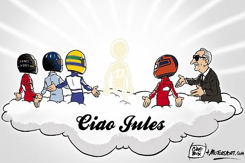 Jules Bianchi (1990-2015)