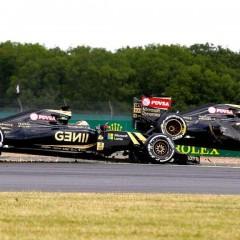 Lotus F1 racheté par la Patrouille de France !