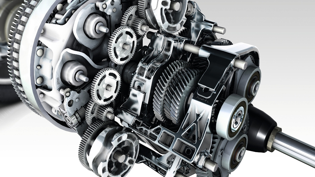 Boite robotisée Getrag - Allaince Renault Nissan - Alpine 2016