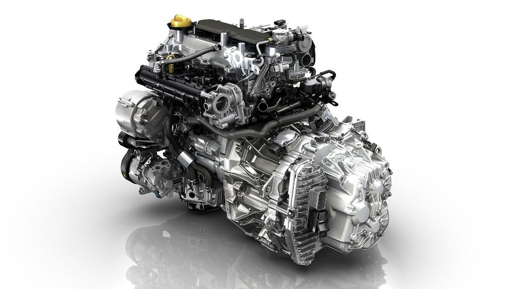 Moteur 1.8 Tce - Allaince Renault Nissan - Alpine 2016