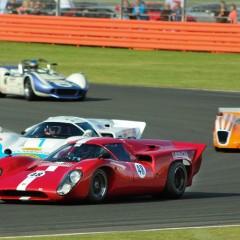 De retour de Silverstone Classic
