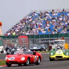 Silverstone Classic, c'est la semaine prochaine !