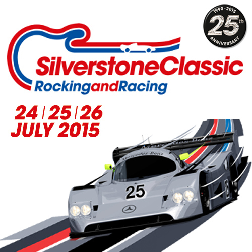 Retrouvez nos articles sur le 25ème Silverstone Classic / See our articles on the 25th Silverstone Classic