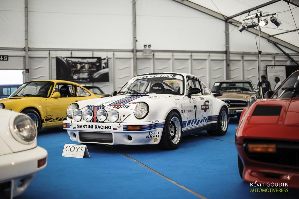 43ème AvD Oldtimer Grand Prix 2015 : Vente Coys