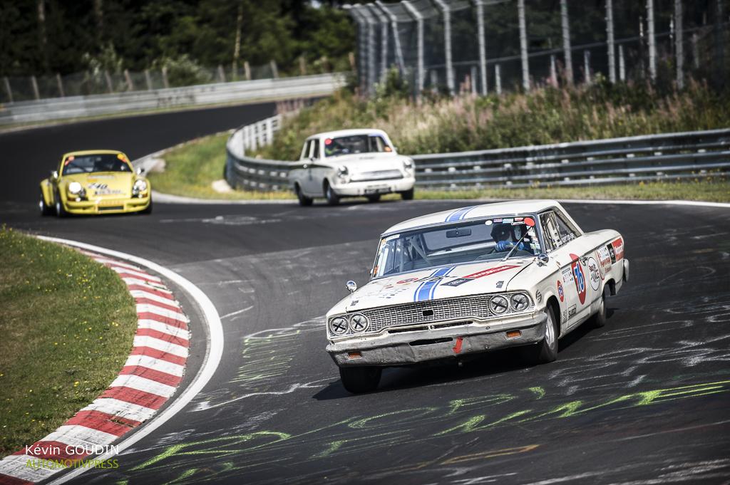 43ème AvD Oldtimer Grand Prix 2015 : AvD Historic Marathon & Nürburgring Trophy