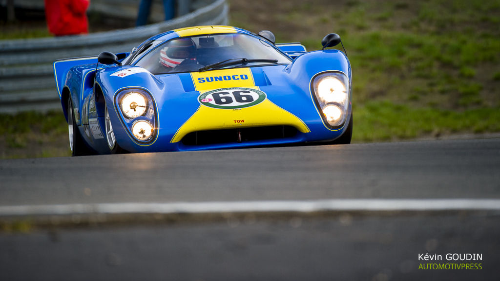 43ème AvD Oldtimer Grand Prix 2015 : FIA Masters Historic Sports Car Championship
