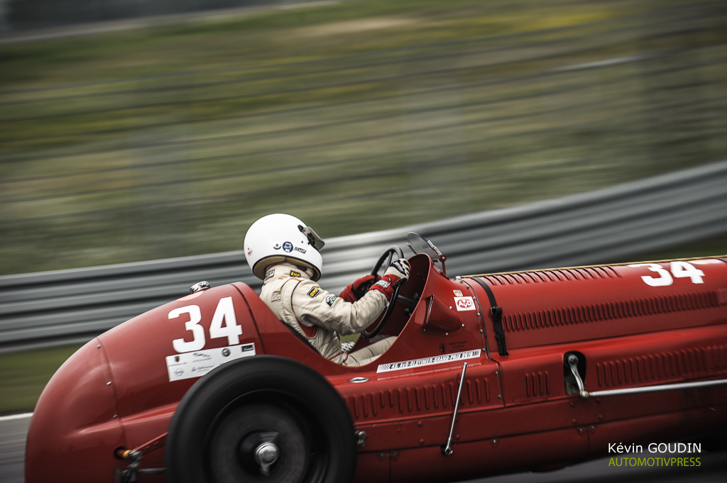 43ème AvD Oldtimer Grand Prix 2015 : Historic Grand Prix Cars bis 1960