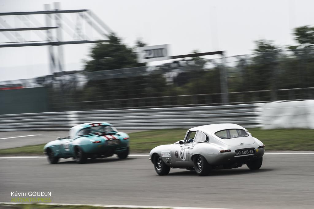 43ème AvD Oldtimer Grand Prix 2015 : Jaguar Heritage Challenge