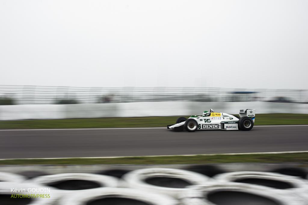 43ème AvD Oldtimer Grand Prix 2015 : FIA Masters Historic Formula One Championship