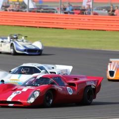 Silverstone Classic : FIA Masters Historic Sports Cars