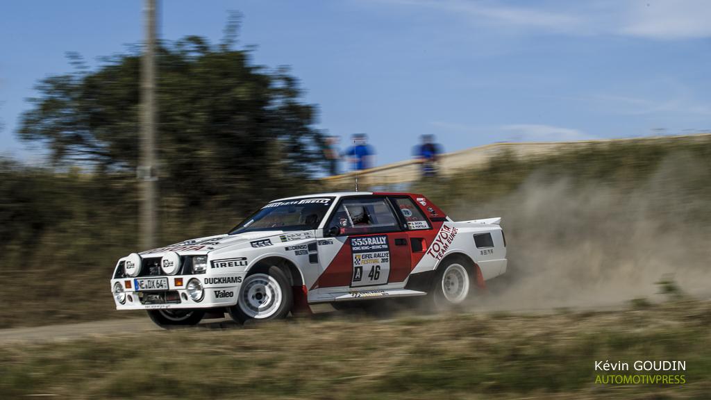 Eifel Rallye Festival 2015 - Kevin Goudin