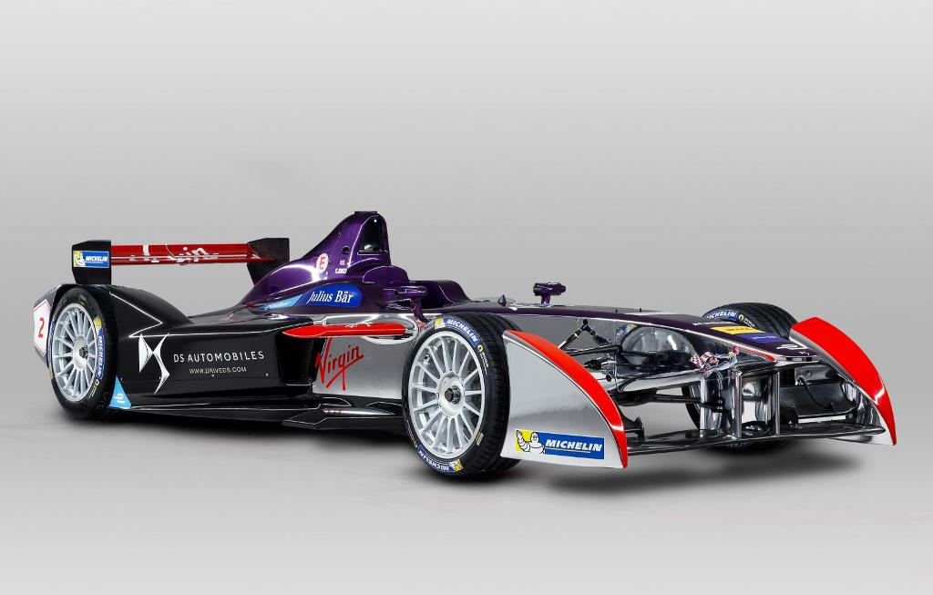DS Virgin Racing - Formule E DSV-01