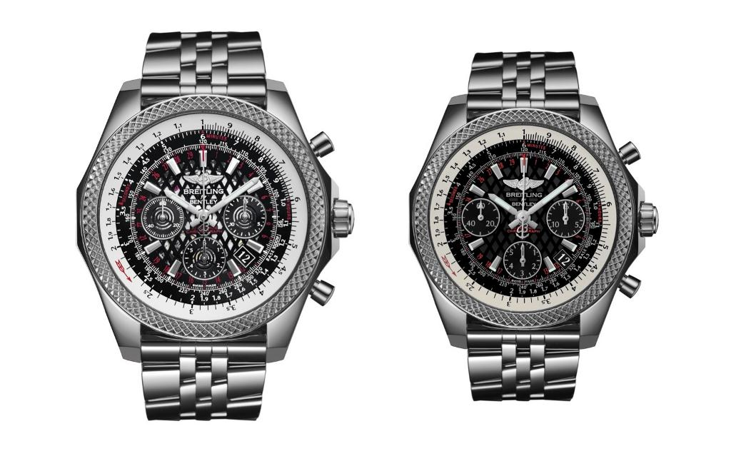 Breitling for Bentley B06 et Breitling for Bentley B06 S