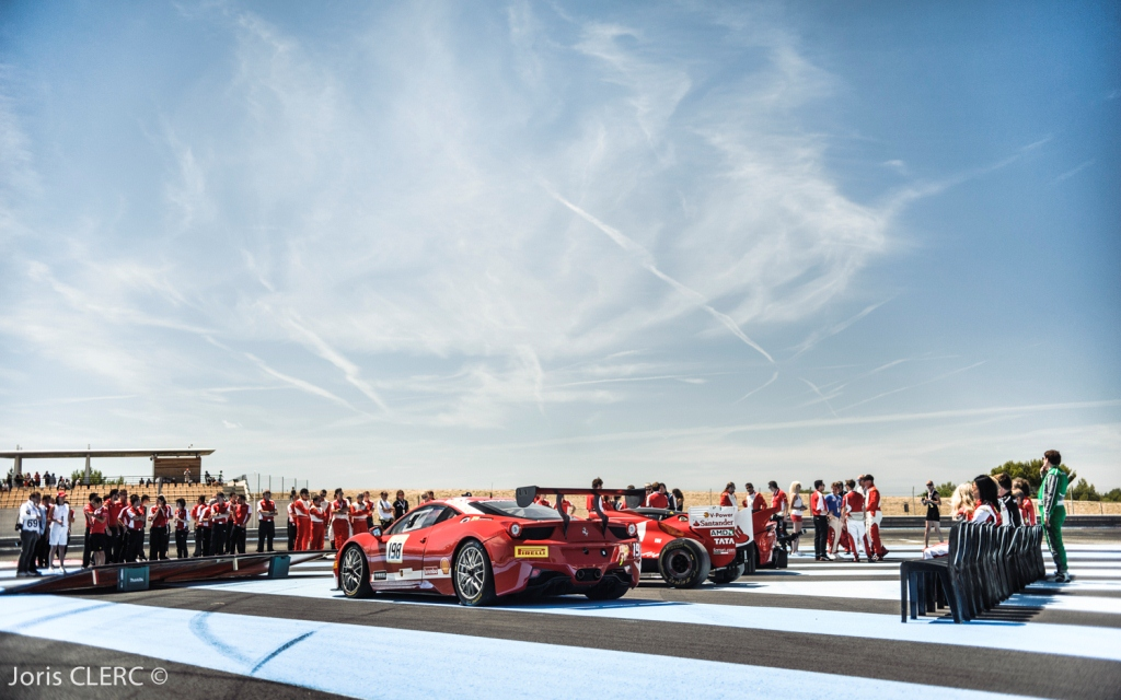 Ferrari Racing Days 2015
