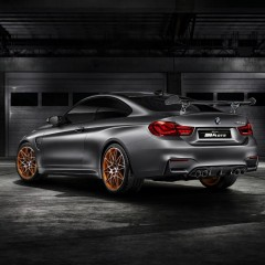 Pebble Beach 2015 : BMW Concept M4 GTS