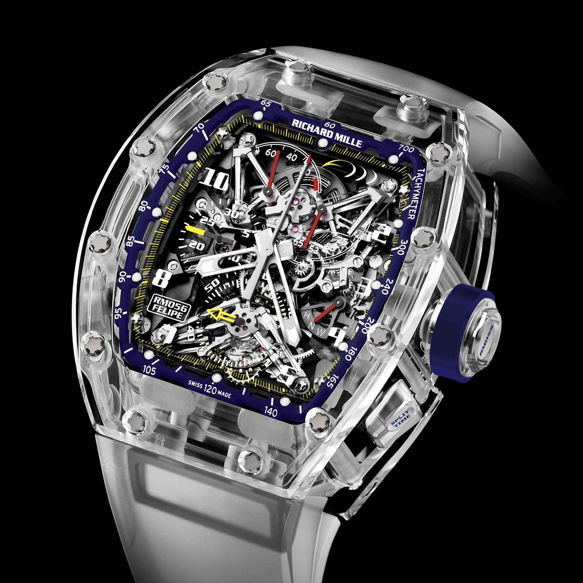 Richard Mille RM 056 Felipe Massa 10th Anniversary